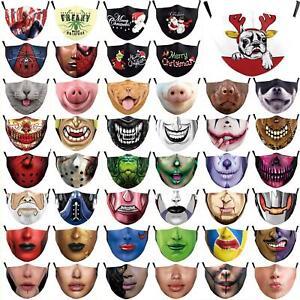 Mund-Nasen-Schutz-Masken-waschbar-wiederverwendbar-Stoffmaske-Behelfsmaske-Maske