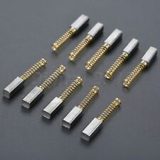 4 Pcs Motor Carbon Brushes With Spring For Singer Featherweight Sewing Machine