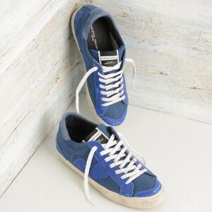Caricamento dell immagine in corso Philippe-Model-Bercy-BELU-CW06-Sneaker- uomo-in- 891c1f5b277