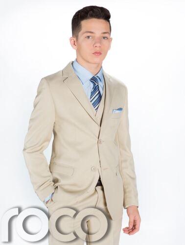 Prom Suits Page Boy Suits Wedding Suits Boys Beige Suit