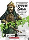 Genghis Khan: 13th-Century Mongolian Tyrant by Professor Norman Itzkowitz, Enid A Goldberg (Paperback / softback, 2013)