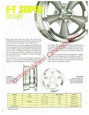 Vintage 14x6 Ansen Eliminator Torq Thrust Wheel 5 On 5 Gm Truck Van Full Size
