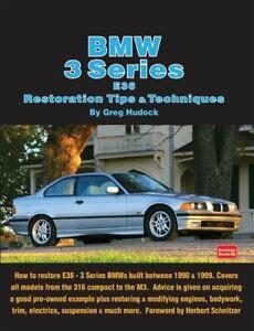 Bmw-Restoration-Manual-Book-3-Series-E36-Shop-Tips-325-328-323-318-316-M3