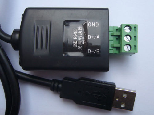 Industrial Optical Isolated FT232RL USB to RS485 Converter,600W Surge Protection