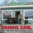 Maxwell Street von Ronnie & The Broadcasters Earl (2016)