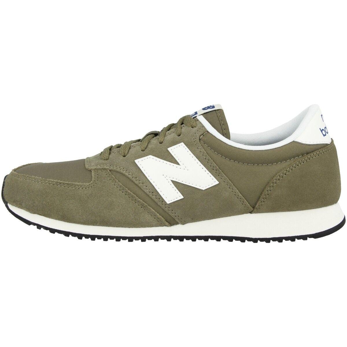 NEU Balance U 420 GRB Schuhe Freizeit Sneaker Klassiker green off WEISS U420GRB