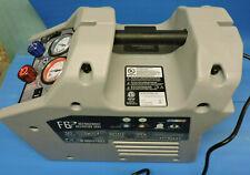F6 Dp Refrigerant Recovery Unit 115 Volt 60hz 12a
