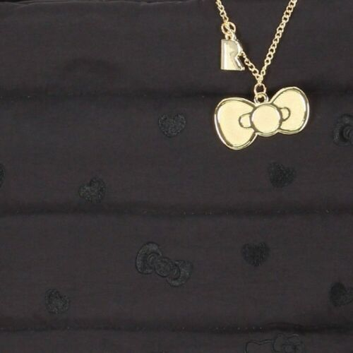Details about  /Hello Kitty Shoulder Tote Bag Handbag Purse Sanrio Black Pink Japan Gift M4440