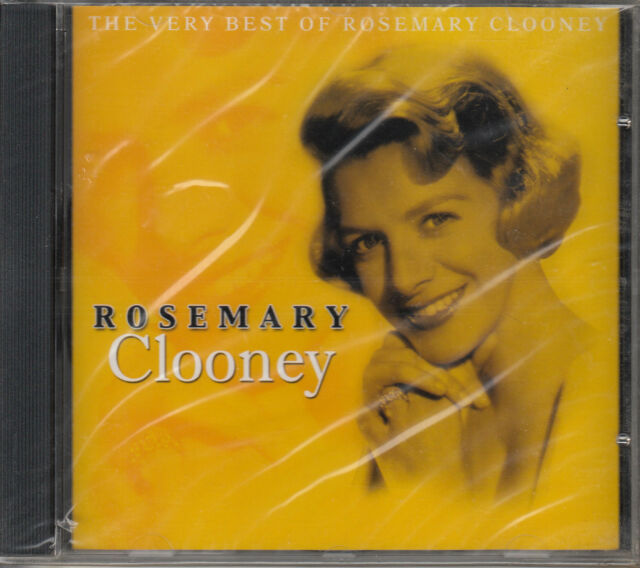CD ALBUM ROSEMARY CLOONEY / VERY BEST OF / NEUF, SEALED - MINT, SCELLE