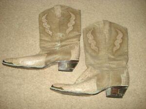 clair marron pour femmes Bottes vintage taille dingo 8 0XOnN8wZPk