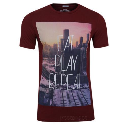Jack /& Jones t-shirt hommes taille s xxl L M xl
