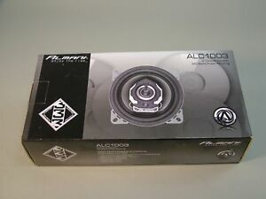 4-ohm-90-watts-4-034-Coaxial-2-Way-Almani-Speakers-Poly-Cone