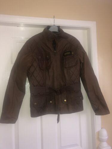 Genuine Jacket Ladies Barbour Size Wax 12 qqR08