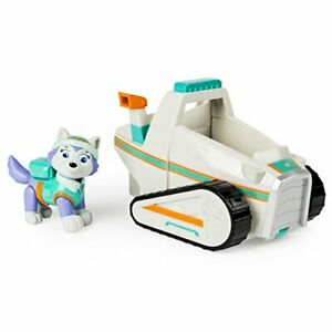 Everest-039-s-Rescue-Snow-mobile-Figure-amp-Vehicle-Super-Rare-Paw-Patrol-FREE-UK-Post