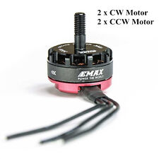 4X Emax RS2205-2300 2205 2300KV Racing Edition CW/CCW Motor For FPV Multicopter