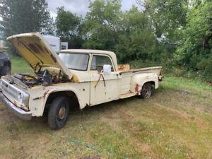 1971 Fargo 1/2 ton