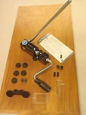 Tecomec Chain Repair Master tool rivet spinner chainsaw chain breaker 2 in 1