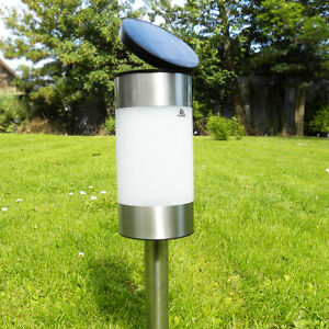 Image Is Loading PowerBee Saturn Solar Power Led Garden Lights Garden