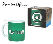Green Lantern Big Logo Mug with Presentation Gift Box