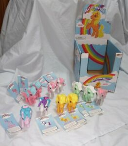 LOT 11 My Little Pony Vinyl Loyal Subjects SNUZZLE Glory Sparkle Applejack MORE