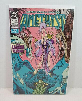 -- #1 2 3 4 AMETHYST 1987 FULL Series Kieth Giffen