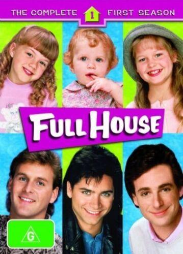 1 of 1 - Full House: Season 1 (DVD, 2005, 5-Disc Set) Brand new and Sealed
