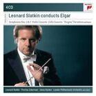 Elgar: The 2 Symphonies; Enigma Variations; Overtures; Serenade; Violin Concerto; Cello Concerto (2013)
