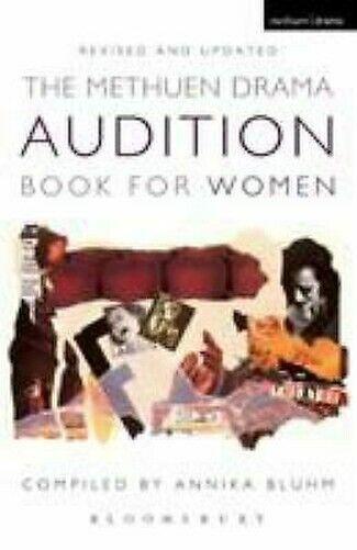 Methuen Audition Buch für Damen Taschenbuch Annika Bluhm