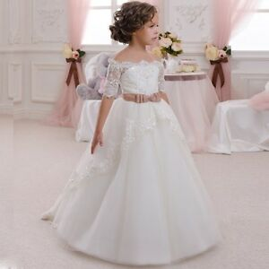 Vestidos bonitos para la primera comunion