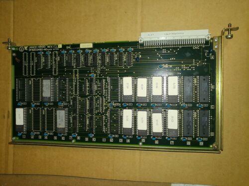 Yaskawa Circuit Board JANCD-MM20 DF8203490-A0 REV B11