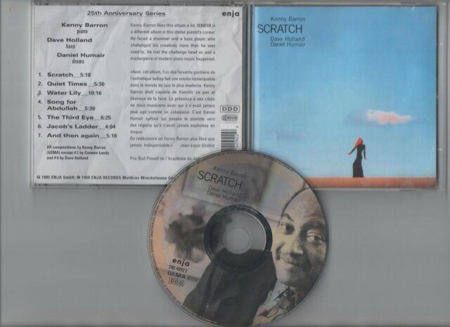 KENNY BARRON ~SCRATCH~ (CD) ***FREE P&P***