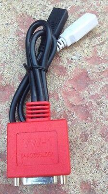 NEW Snap-on Volkswagen VW Cable EAA0355L56A VERUS Verdict Modis Solus MT2500 Pro
