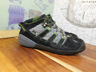 """Adidas Equipment Black Suede/Gray Fabric Shoes Men's 12 """"EQT F11 Lateral"""""""