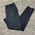 Lacoste Sport Mens Joggers Pants Size Large  Is Black