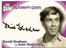 El Santo Muy Mejor De Auto tarjeta SA15 David Graham como Juan Gamma