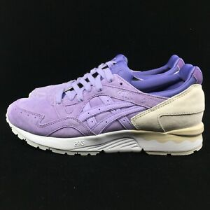 more photos d0dda c3046 Image is loading Asics-Gel-Lyte-V-5-Lavender-Purple-White-