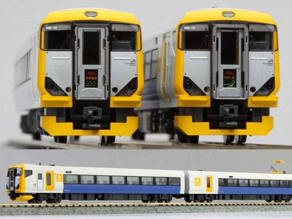Kato N Calibre e 257 serie 500 Add-on 5-Coche Set 10-1283 Tren Modelo de Japón F S Nuevo