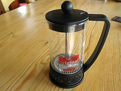 Bodum Brazil Kaffeebereiter, French Press, Stempelkanne, wie neu!!! 1x gebraucht