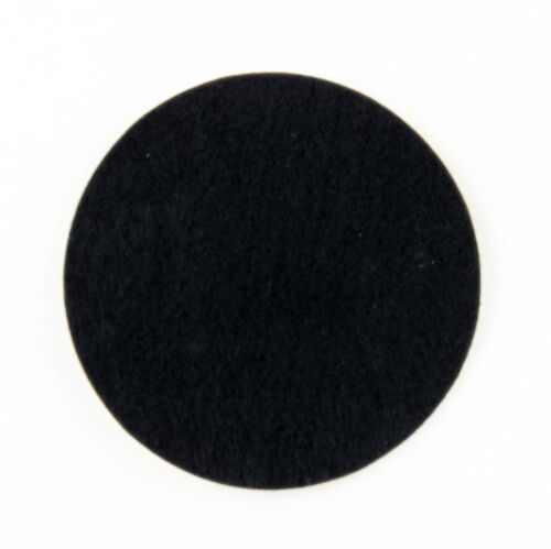 Lampenfuß Filz Filzgleiter Möbelgleiter 200mm Durchmesser selbstklebend schwarz