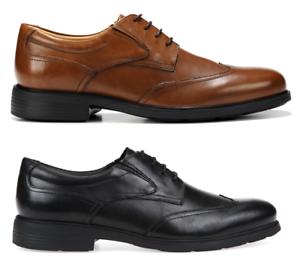 Floración Malversar Puede ser calculado  GEOX Winter Shoe Man Classical Formal Brogue Dublin U72R2A Leather -30% |  eBay