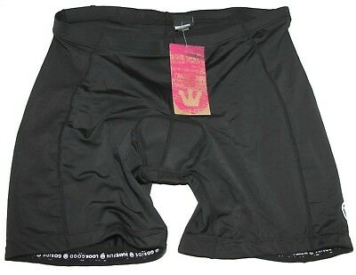 *NEW* Canari Women/'s Velocity Padded Cycling Shorts Size XL
