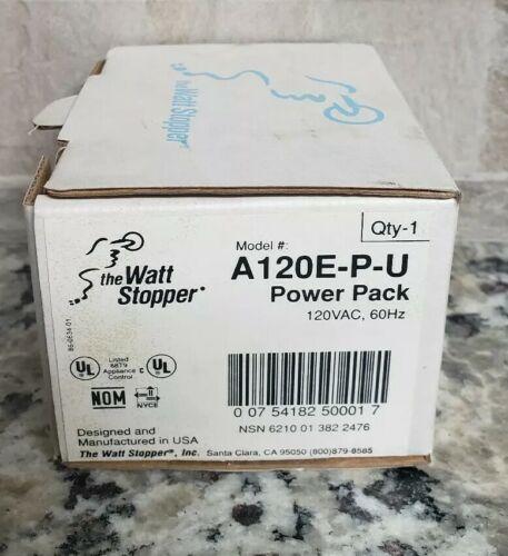 The Watt Stopper A120-E-P Power Pack 120vac 60Hz Free Shipping