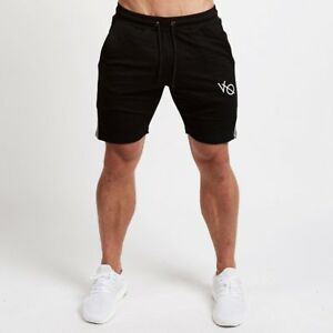Men-Sport-Casual-Shorts-Pants-Training-Jogging-Running-Gym-Bodybuilding-Fitness