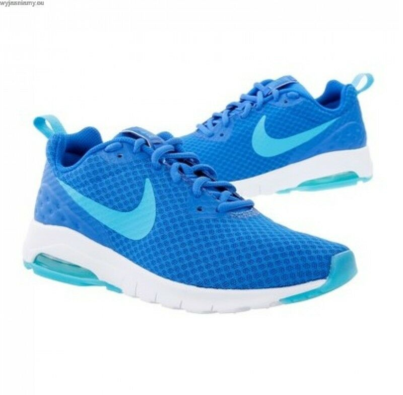 Nike air le max proposta basso scarpe le air donne scarpe blu 833662-402 6,5 nuove dimensioni 505d95