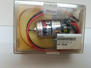Graupner 6320 SPEED 480 Plus 7,2 V