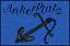 Fussmatte-Schmutzfangmatte-waschbar-Gummirand-75-x-50-cm-Anker-Maritim
