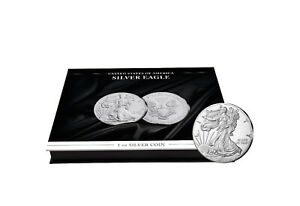 Coin-Box-For-20x-1-OZ-US-Silver-Eagle