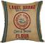 thumbnail 20 - Moslion Indian Horse Cotton Linen Square Decorative Throw Pillow Covers Brown Ho