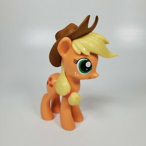 "My Little Pony 2014 Funko AppleJack Vinyl Figure 6"" NO Tail Hasbro"