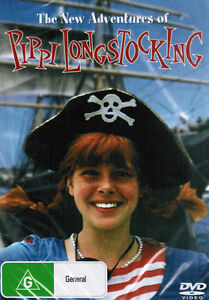 The-New-Adventures-of-Pippi-Longstocking-DVD-New-Sealed-Australia-All-Regions